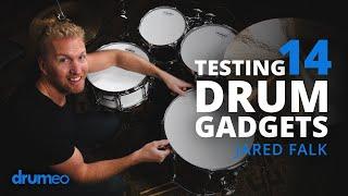 Testing 14 Drum Gadgets You've Always Wondered About - Jared Falk