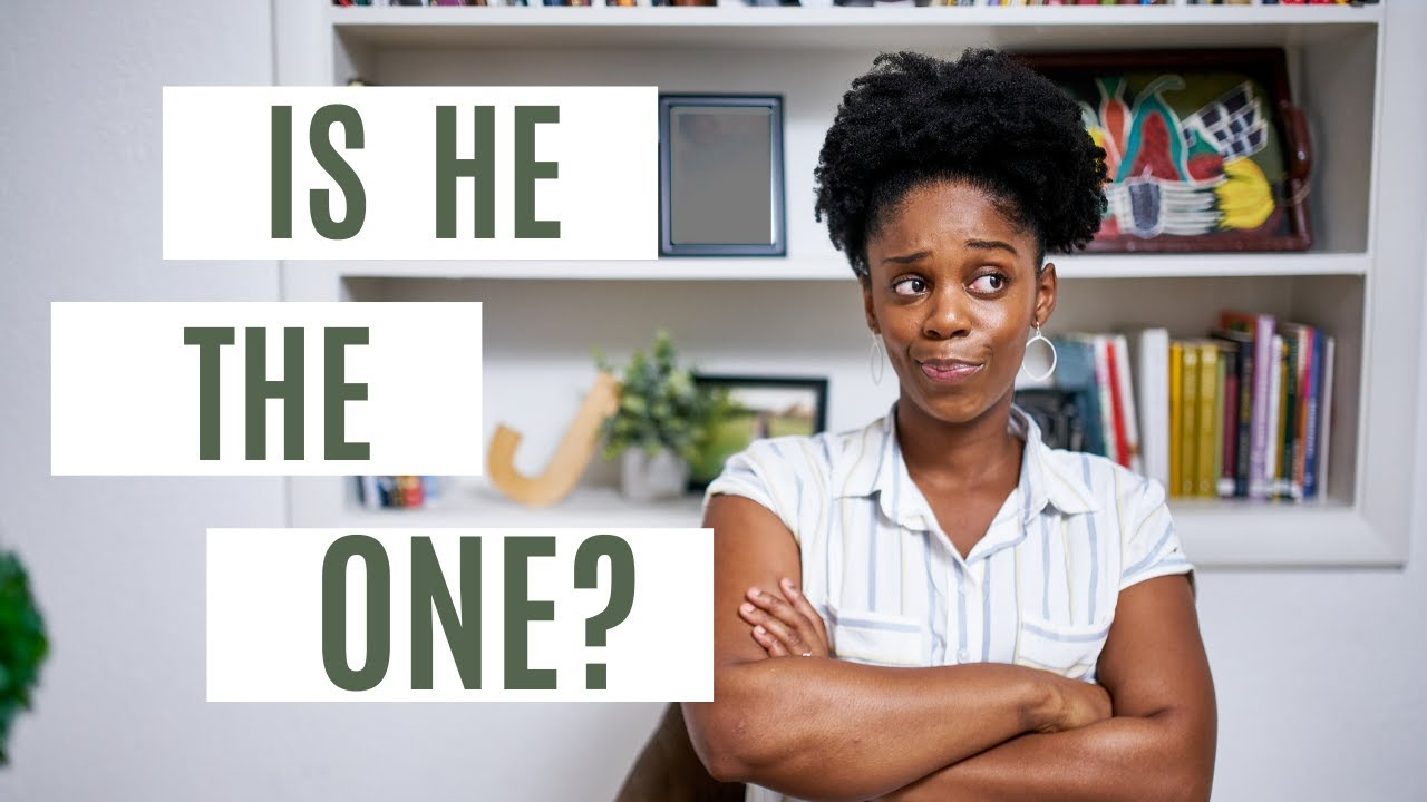 How Can I REALLY know he's the one? | Christian Dating | Christian Courtship
