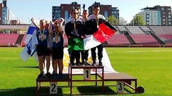 Down-urheilijoiden yleisurheilun EM-kilpailut Tampereella 2019
