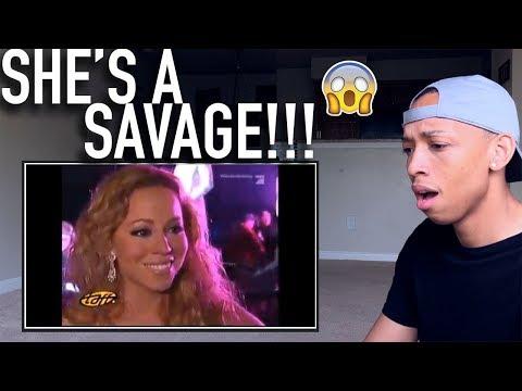 Reacting to Mariah Carey's Shadiest/Diva Moments!
