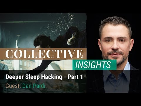 What happens when you don't get enough sleep? with Dan Pardi