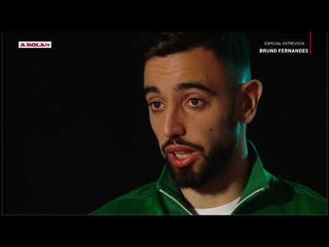 Bruno Fernandes - Especial Entrevista   Parte 1
