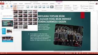 Powerpoint - Ses ve Video Ekleme