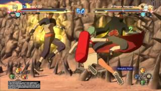Great ninja war tobi gameplay request from Neji Hyuga