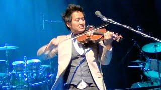 Kishi Bashi solo - Atticus, In The Desert  LIVE @ Riviera Chicago 4/10/15