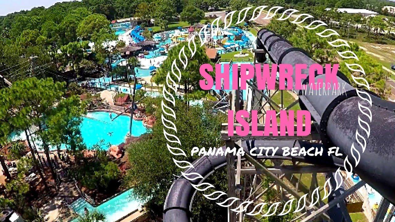 Shipwreck Island Waterpark Panama City