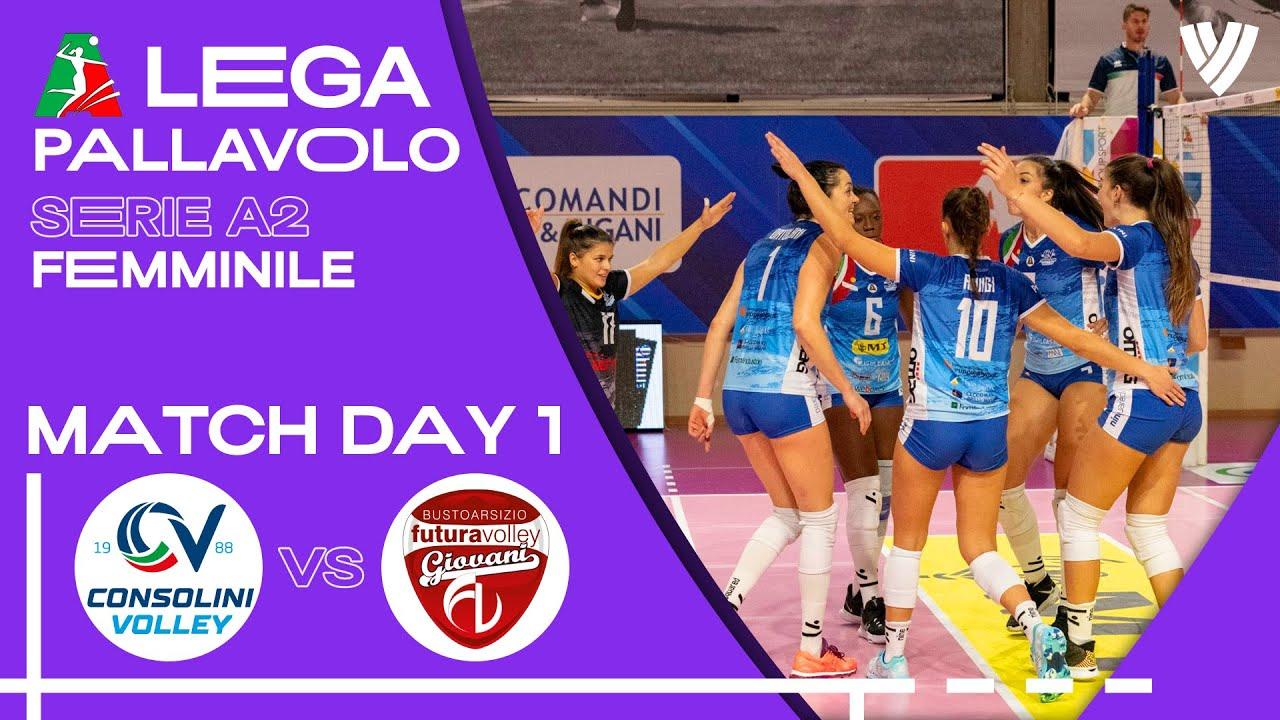 Marignano vs. Futura Volley Giovani - Full Match   Women's Serie A2   2021