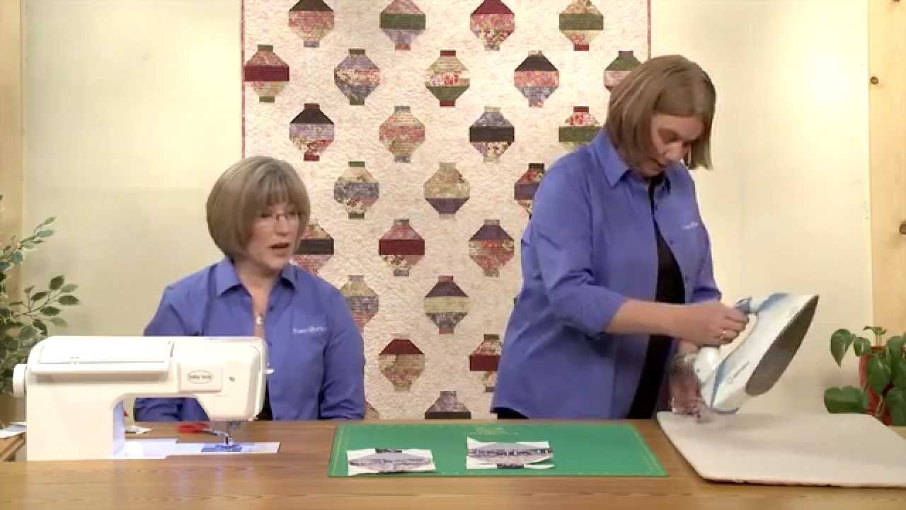 How To Make the Japanese Lanterns Quilt - YouTube : japanese lantern quilt pattern - Adamdwight.com