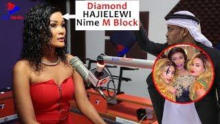 """HAMISA: """"Diamond HAJIELEWI, Familia yake MATATIZO nime M-BLOCK siwezi MROGA"""""""