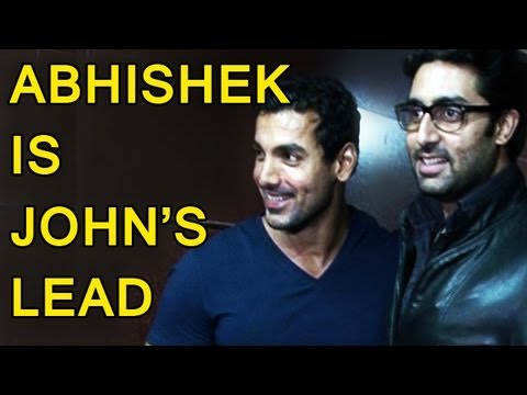 John :  Abhishek Is My Lead Co-star In 'Dostana 2'