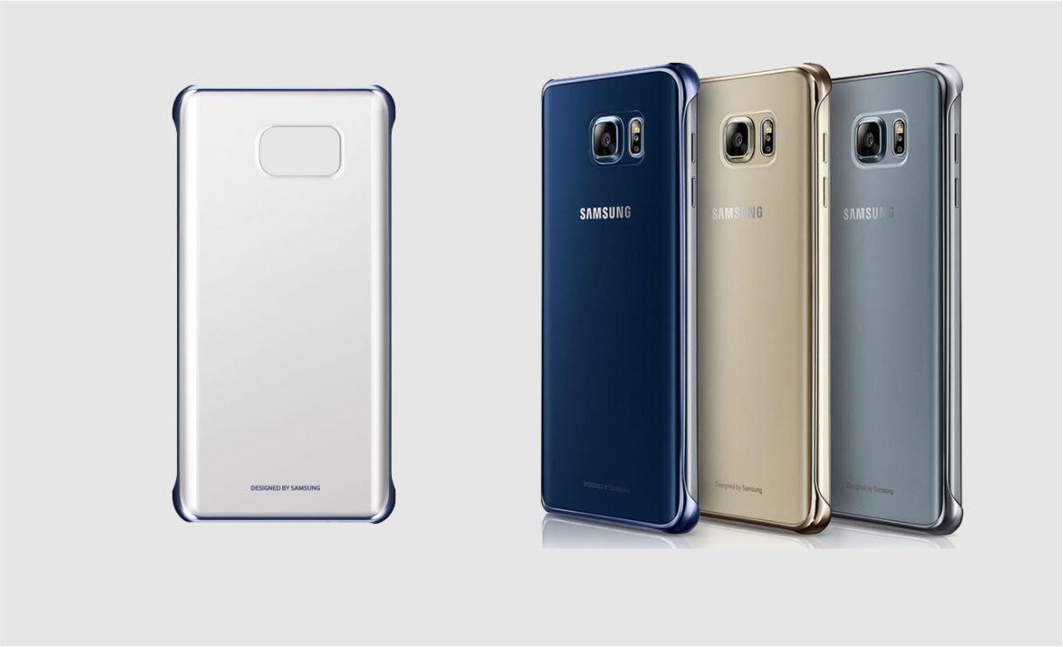 new concept 4c4ad 24345 Samsung Note 5 Clear Back Cover Şeffaf Kılıf