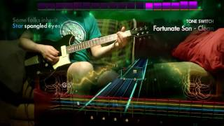 """Rocksmith Remastered - DLC - Guitar - Creedence Clearwater Revival """"Fortunate Son"""""""