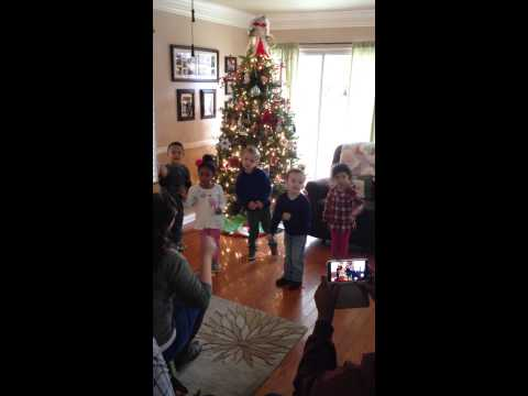 Apple Tree Preschool Christmas Show Pt. 2