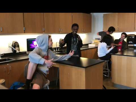 Mannequin Challenge With Booker T Washington High School Dallas