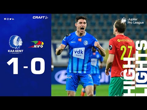 Gent Oostende Goals And Highlights
