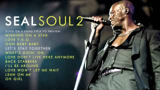 seal lets stay together audio