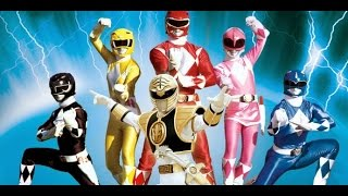 Mighty Morphing Power Rangers (stagione 2) - Sigla 2 + Link Episodi