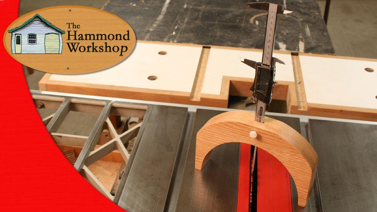 How To Use Vernier Caliper >> Woodworking Vernier Caliper Depth Gauge - YouTube