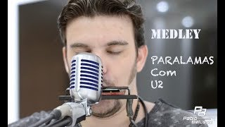 Lanterna dos Afogados / With our without you  - Pablo Belusso POP ROCK COVER