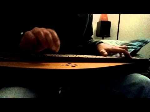Lorena - Blue Lion fretted dulcimer tuned 1-4-8