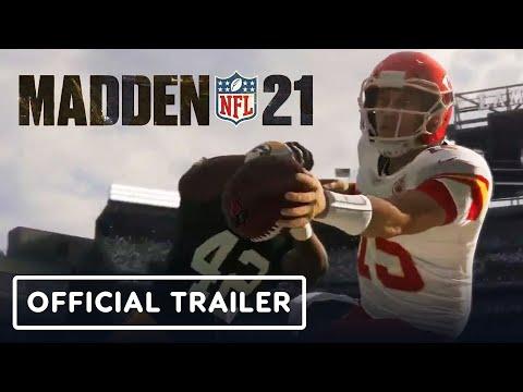 Madden NFL 21 - Official Next-Gen Announcement Trailer   Inside Xbox