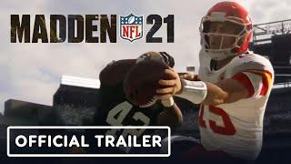 Madden NFL 21 - Official Next-Gen Announcement Trailer | Inside Xbox