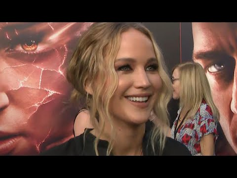 Jennifer Lawrence Just Opened Up About Her Engagement For the First Time