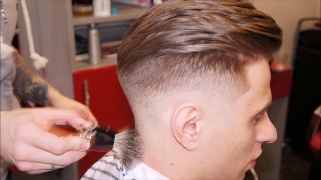 Причёски барбершоп