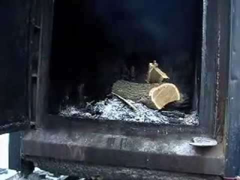 Taylor Outdoor Wood Boiler 6 Youtube