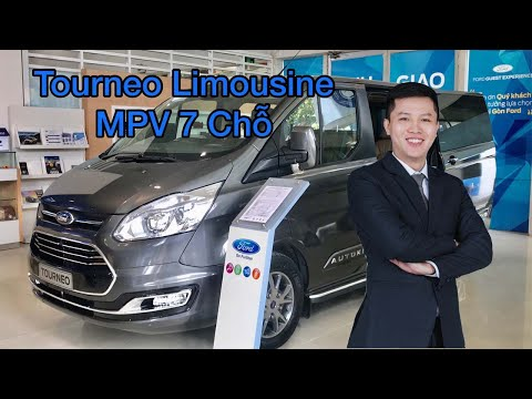 Khám phá Xe Tourneo Limousine 7 Chỗ - KHANH CHANNEL