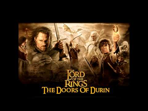 The Doors Of Durìn - The Lord of the Rings: The Fellowship of the Ring mp3