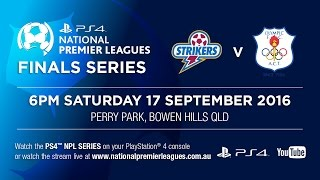 Brisbane Strikers vs Canberra Olympic full match