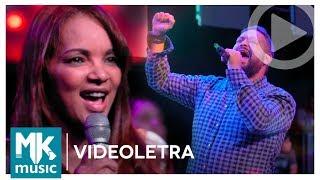 Por Favor, Não Pare - Flordelis ft. Fernandinho - COM LETRA (VideoLETRA® oficial MK Music)