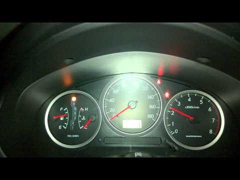 Плохо заводится Subaru Impreza. Всего то 25 на улице.