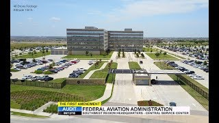 first-amendment-audit-federal-aviation-administration-fort-worth