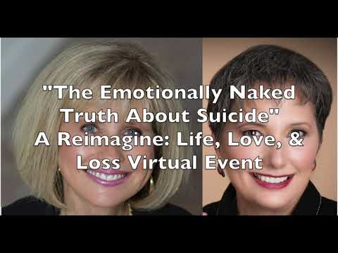 Reimagine Conversation: The Emotionally Naked Truth About Suicide