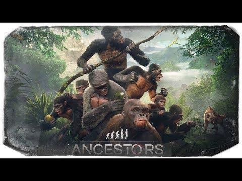 РЕАЛЬНЫЙ СИМУЛЯТОР ЭВОЛЮЦИИ ● Ancestors: The Humankind Odyssey