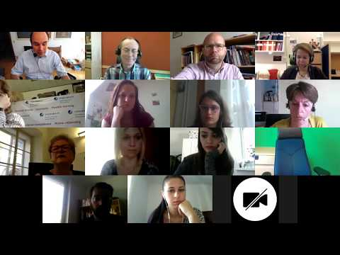 """Open Webinar: """"Virtual Mobility and Internationalisation of Higher Education"""""""