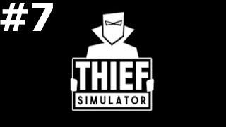 Thief Simulator (7) — Mikro kamera