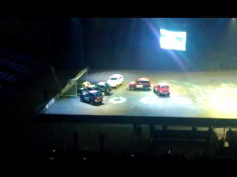 Top Gear Нива Футбол