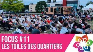 AgoraTV - Focus#11 / Les Toiles des Quartiers