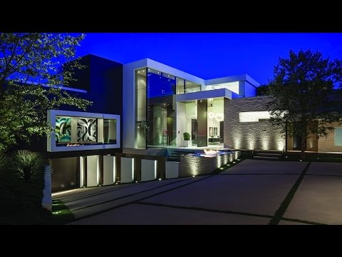 Magnificent Staggering Modern Luxury Residence in Beverly Hills, Los Angeles, CA, USA