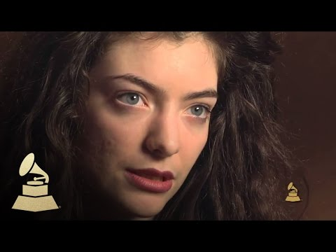 Lorde - Artistic Influences | GRAMMYs