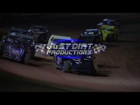 Flomaton Speedway Modified Heats & Feature 11 18 17
