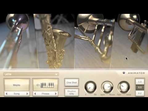 Session Horns - lessons