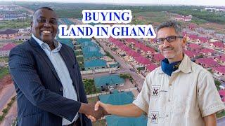 Buying Land In Ghana