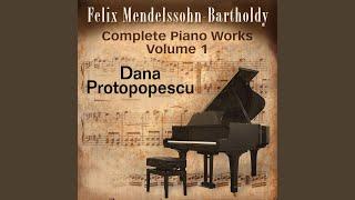3 Preludes, Op. 104. No. 1 Allegro molto e vivace