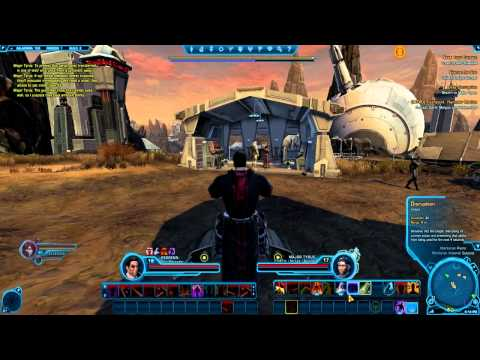 Let's Play Star Wars The Old Republic With Criana Part 42
