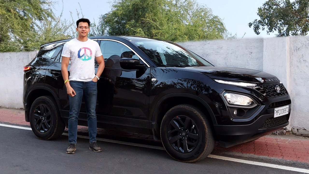 Its Raining Tata Harrier In My Family - Fourth One ❤