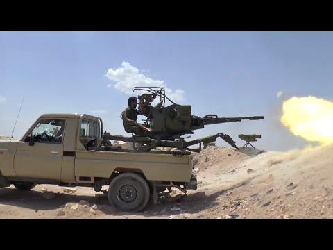 أخبار عربية - إستمرار الإشتباكات بين سوريا الديموقراطية وداعش بالرقة  - نشر قبل 10 ساعة